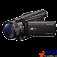اجاره دوربین  Sony FDR-AX100e 4K Ultra HD Camcorder