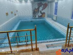 ویلا استخر دار با تمام امکانات تفریحی در پلاک اول دریا